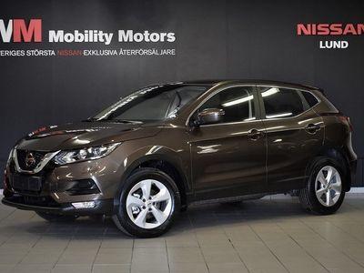 begagnad Nissan Qashqai DIG-T 140 Acenta NNC *Mobility -19
