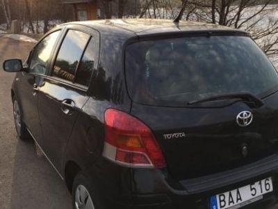 begagnad Toyota Yaris 1/33 komfort ,5d obs 4900mil -10