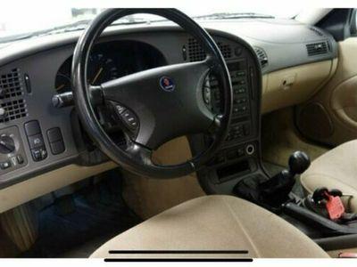 begagnad Saab 9-5 SE 4D 2.0T