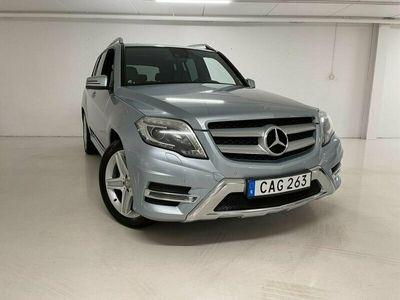 begagnad Mercedes GLK220 CDI 4MATIC AMG DRAG