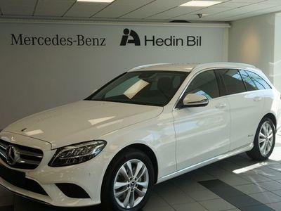 begagnad Mercedes C220 220 D 4MATIC KOMBI //DEMOBIL //