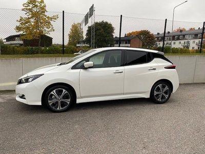 begagnad Nissan Leaf 40 kWh Tekna V-hjul