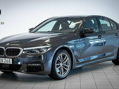 begagnad BMW 530 e iPerformance Sedan M-Sport Aktiv Fartpilot Navi Adaptiva LED