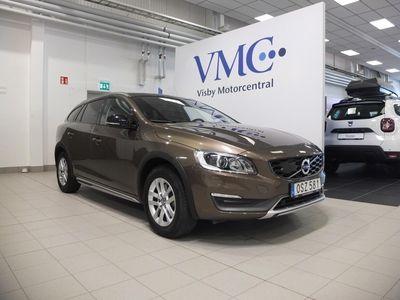begagnad Volvo V60 CC D4 AWD Momentum BE PRO