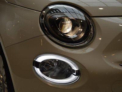 begagnad Fiat 500 1.2 (69hk) Lounge ( Panoramatak )