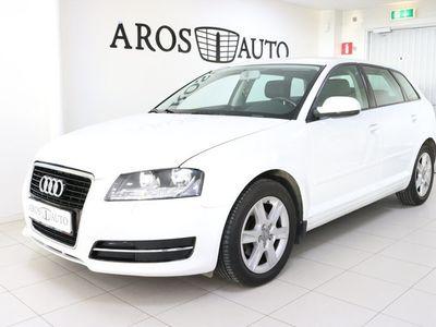 begagnad Audi A3 Sportback 1,6 TDi 105 hk Attraction, Comfort