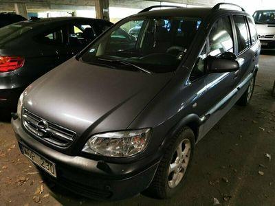 begagnad Opel Zafira 1.8 COMFORT