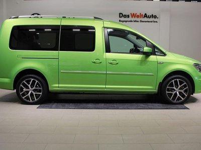 begagnad VW Caddy Maxi Life TSI DSG 7-sits 131