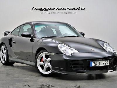 begagnad Porsche 911 Turbo 996/ 420hk / PCM / BOSE