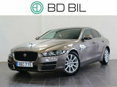 begagnad Jaguar XE E-Performance D-VÄRM KEYLESS BACKKAMERA EU6 2016, Sedan Pris 197 900 kr
