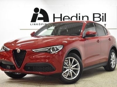 begagnad Alfa Romeo Stelvio Sprint 2,0T 200Hk AWD Auto