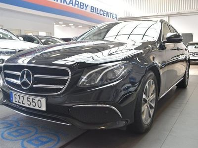 begagnad Mercedes E200 d 9G-Tronic 150hk Avant
