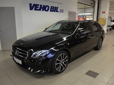 begagnad Mercedes E220 4MATIC, Parkeringsvärmare, Dödsvinkelassistent