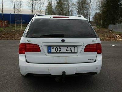 begagnad Saab 9-5 SportCombi 2.3 T BioPower Automatisk, 210hk Griffin, Vector