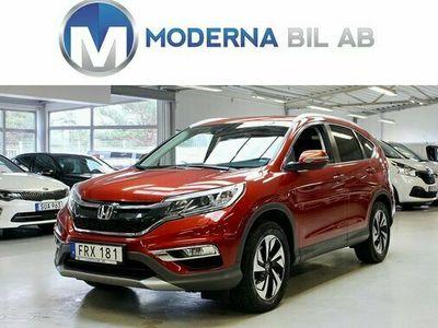 begagnad Honda CR-V 1.6 I-DTEC 4WD AUT EU6 160HK MOMS/NAVI
