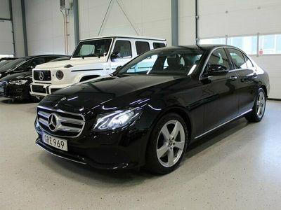 begagnad Mercedes E220 4MATIC