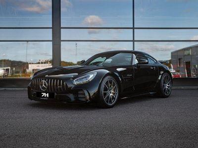 begagnad Mercedes AMG GT R Coupé 585HK / Track Pa