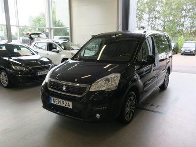 begagnad Peugeot Partner L2 100HkDragInredning