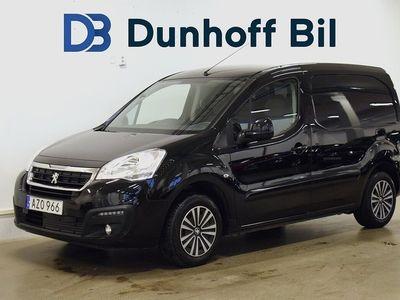 begagnad Peugeot Partner 1.6 HDi 100Hk EU6