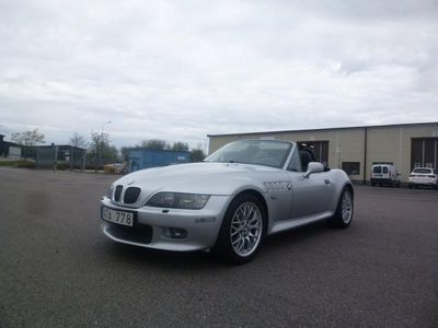 begagnad BMW 2002 Z3 3,0i Roadster Sports Edition M-paket Övrigt 169 900 kr
