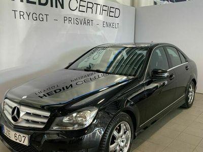 begagnad Mercedes C220 - BenzCDI / / AMG / / DRAG / / TAKLUCKA