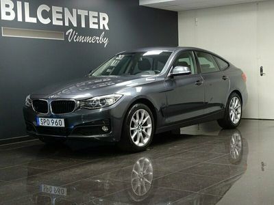 begagnad BMW 320 Gran Turismo d GT Euro 6 184hk