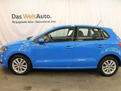 begagnad VW Polo 1.2 BMT COMFO 66 M5F