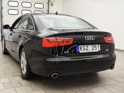 begagnad Audi A6 3.0 TDI quattro 204hk AUT / NAVI / D-VÄRM