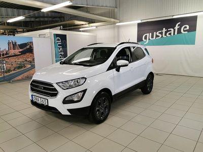 begagnad Ford Ecosport 1.0 EcoBoost Trend+ (125hk)