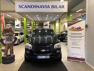 begagnad Chevrolet Uplander HANDIKAPPANPASSAD AUTO