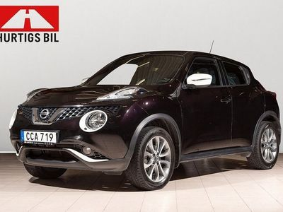 begagnad Nissan Juke 1.2 DIG-T Euro 6 115hk N-connecta
