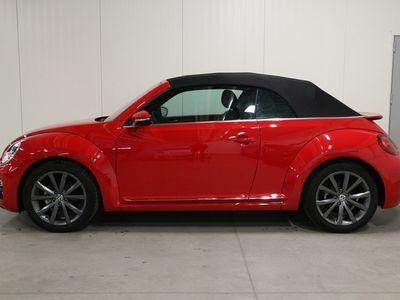 gebraucht VW Beetle Cabriolet TSI 105/Premium/Komfort/18tum