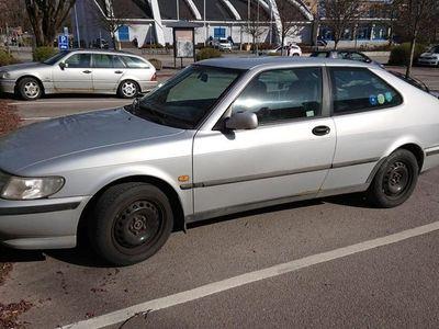 begagnad Saab 900 3-dörrar