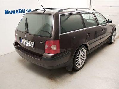begagnad VW Passat Variant 1.8T