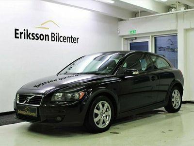 begagnad Volvo C30 D5 Automat Momentum 180hk P-Värme 0:-Kontant