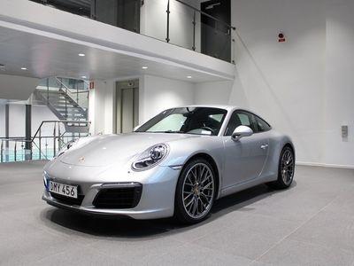 begagnad Porsche 911 Carrera 991
