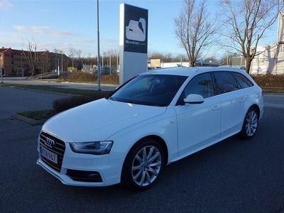 brugt Audi A4 Avant 1,8 TFSI Aut S-line/Dragkrok -15