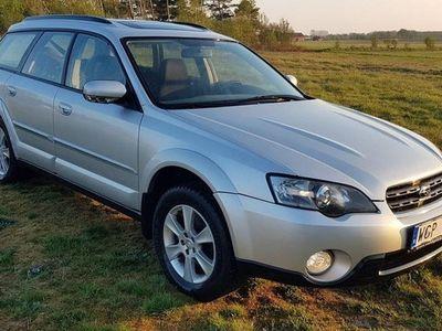 begagnad Subaru Outback 2.5l