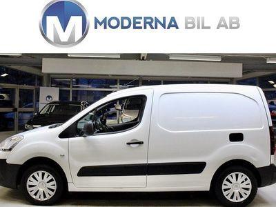begagnad Citroën Berlingo 1.6 HDi AUT NYSERV DRAG 2013, Transportbil 69 400 kr