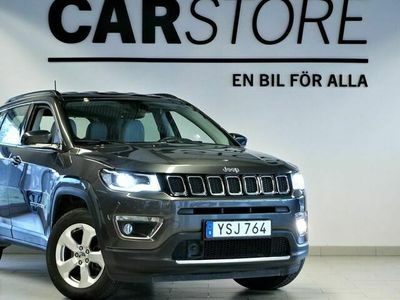 begagnad Jeep Compass 2.0 LIMITED 4WD 170Hk