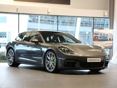 begagnad Porsche Panamera 4 E-Hybrid Sport Turismo Turismo, Sportavgas, Panorama