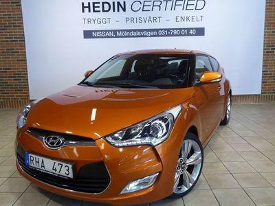 gebraucht Hyundai Coupé 1.6 GDI Manuell, 140hk, 2012