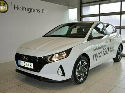 begagnad Hyundai i20 1.0 T-GDi 7DCT MHEV Essential 2020, Halvkombi Pris 209 900 kr