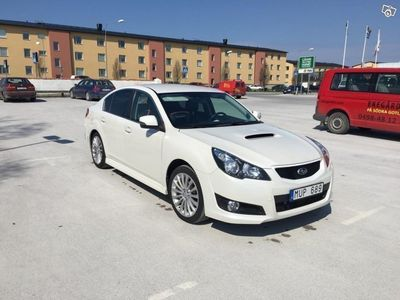 gebraucht Subaru Legacy Sport -12