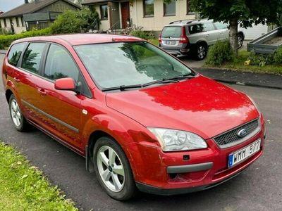 begagnad Ford Focus DA3