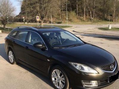 begagnad Mazda 6 2.0 Advance kombi,manuell,bensinare -09