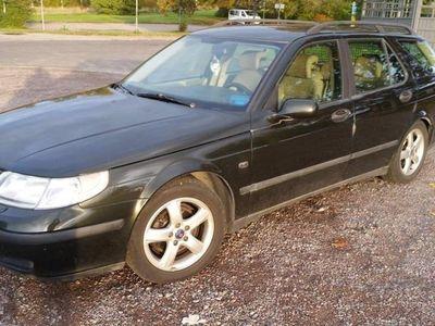 begagnad Saab 9-5 2,0 Turbo ARC sport combi