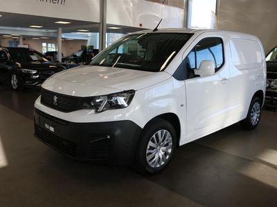 begagnad Peugeot Partner Pro+ L1 100hk Webasto Drag