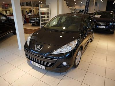 begagnad Peugeot 207 Active 1.6 HDi FAP 5dr (92hk)