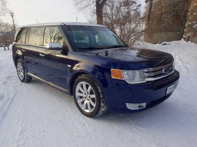 gebraucht Ford Flex 4X4 2011, Minibuss 219 000 kr